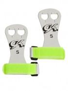 GK-32 Crossfit ja telinevoimistelu nahkaiset lämsät räpsät käsisuojat vihreä 2fd6c24f3c