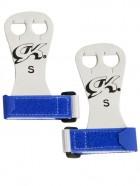 GK-32 GK Crossfit ja telinevoimistelu nahkaiset lämsät räpsät käsisuojat  sininen 1ea8094e56