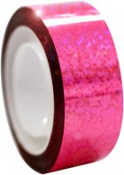 Pastorelli koristeteippi diamond fluo pink PA-00244 8f4b100456