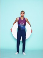 Christian Moreau Body bokserimalli Lion Sublimoitu lycra